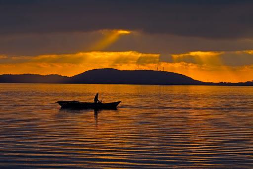 ηλιοβασίλεμα αμβρακικός