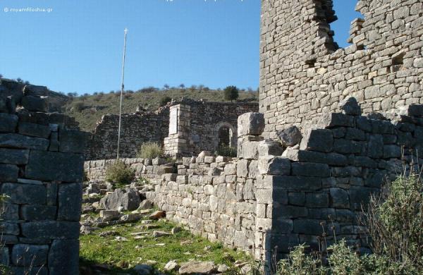 αρχοντικό Γεροθανάση στην Αμπρακιά
