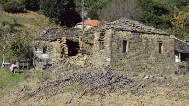 δρομίστα ερείπιο